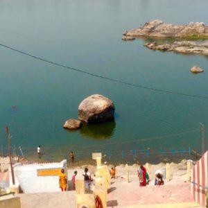 Шила Шри Нрисимха Свами (Аховалам, Индия)