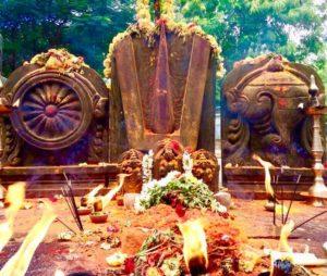 Шри Сваямбхува Джвала Нрисимха