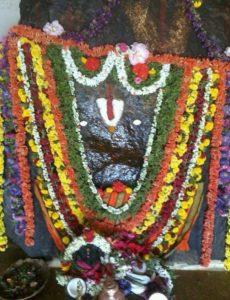 Абая Хастха Сваямбху Шри Лакшми Нрисимха